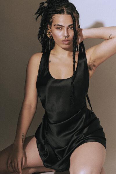 Photo: Aaliyah (they/them)
